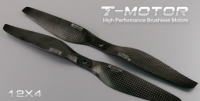 Пропеллеры T-Motor 12 x 4 CARBON FIBRE Multirotor Props (Upgraded V2) - Пара