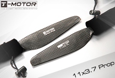 Пропеллеры T-Motor 11 x 3.7 CARBON FIBRE Multirotor Props (Upgraded V2) - Пара