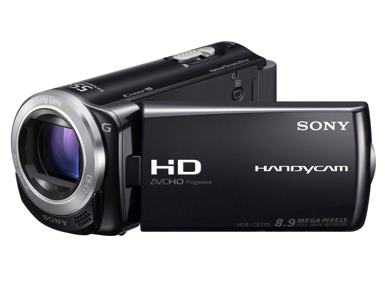 Видеокамера Sony HDR-CX270E HD для подвеса ZeroUAV Z-T30 30 times zoom PTZ