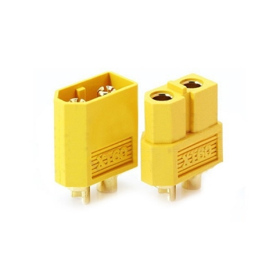 XT60 Nylon Connectors Male/Female (1 pair) GENUINE